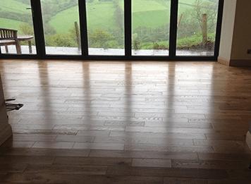 Wood and laminate floors